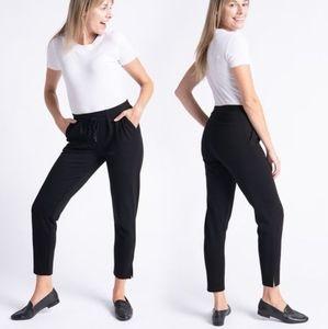 Betabrand Soho Joggers Pants Medium